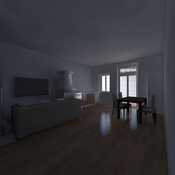 MP Piano Terreno Interior Design Render