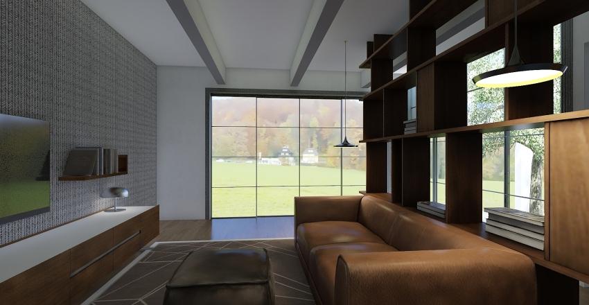 villa urbangreen Interior Design Render