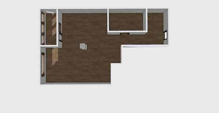 1-комн_0326 Interior Design Render