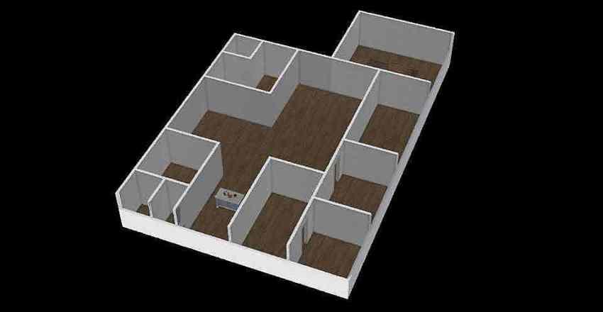 place Interior Design Render