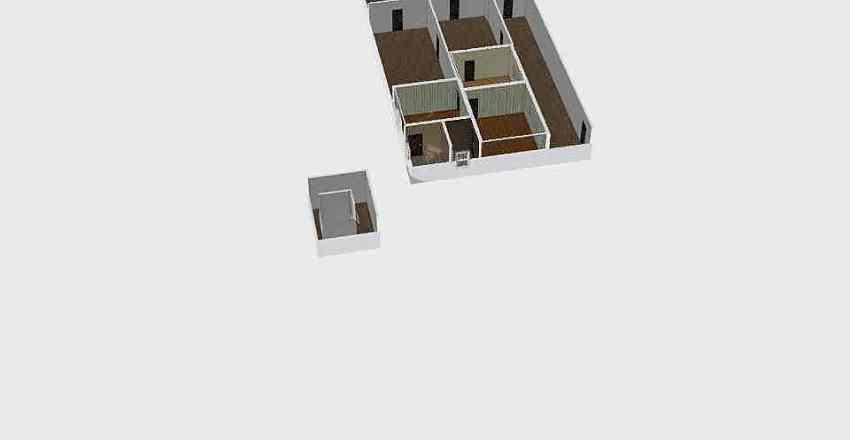 Quinn Harker Interior Design Render
