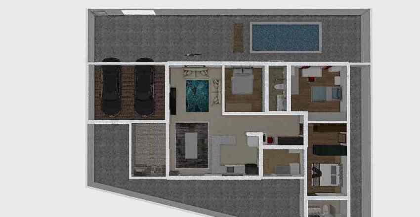 casaOpc14 Interior Design Render