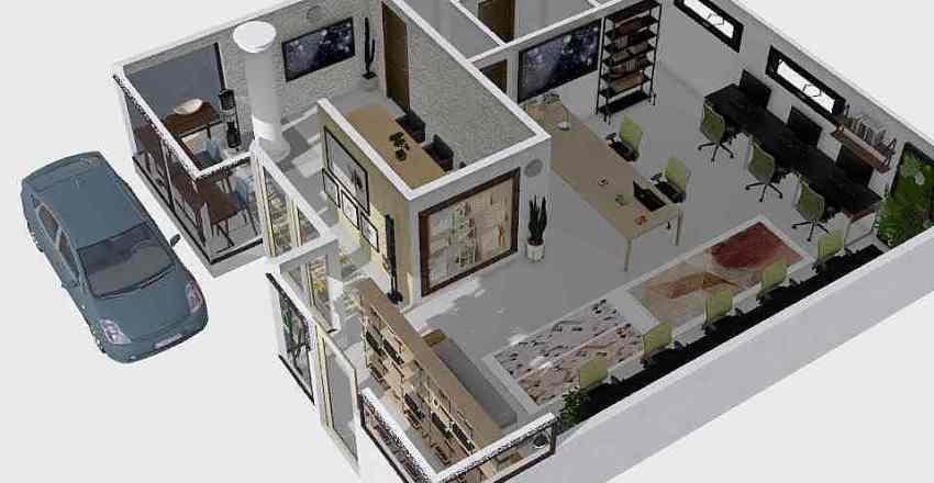 OfficePlan Interior Design Render