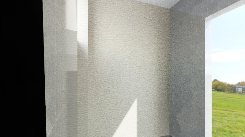 Nico's Bathroom Interior Design Render