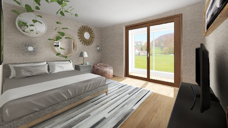 lilly Interior Design Render