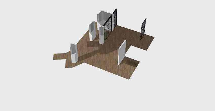раб Interior Design Render