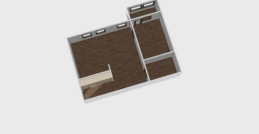 2-комн_0313 Interior Design Render