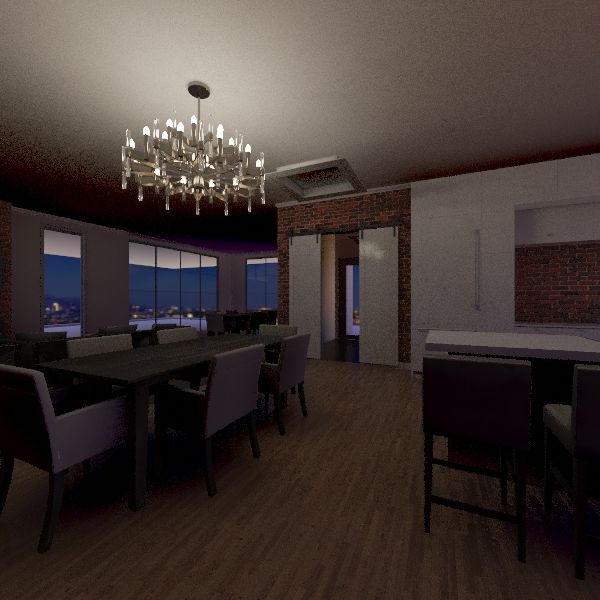 KR Homes Interior Design Render