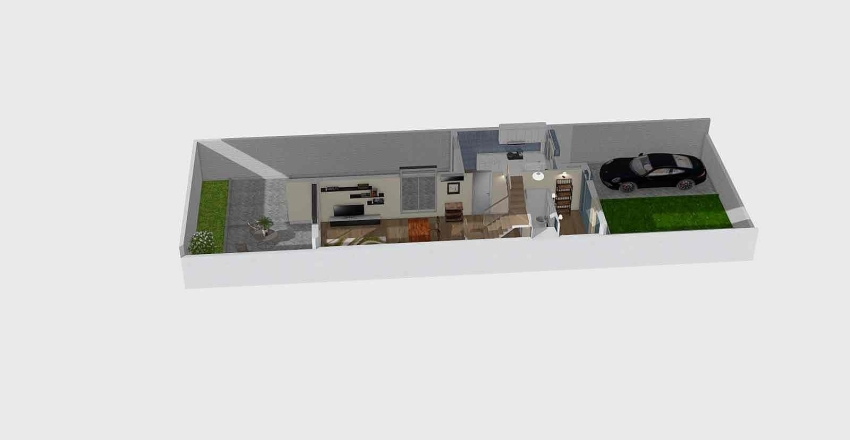 Espartinas  Interior Design Render