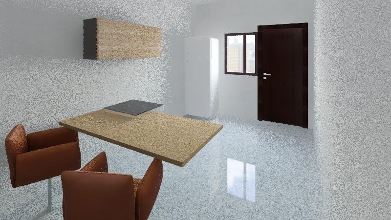 Irene Robledo 696 Interior Design Render