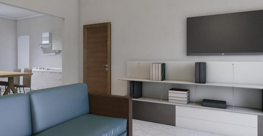 MANCUSO SAN CATALDO Interior Design Render