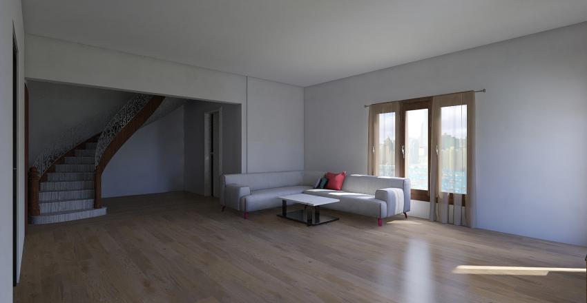 The Address Interior Design Render