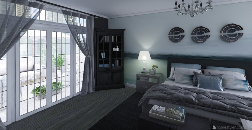 Shes a mystery Interior Design Render