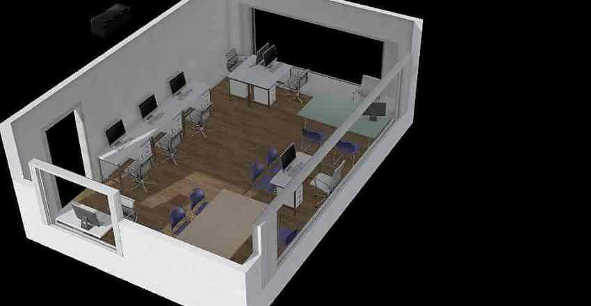 Nuevas oficinas Interior Design Render
