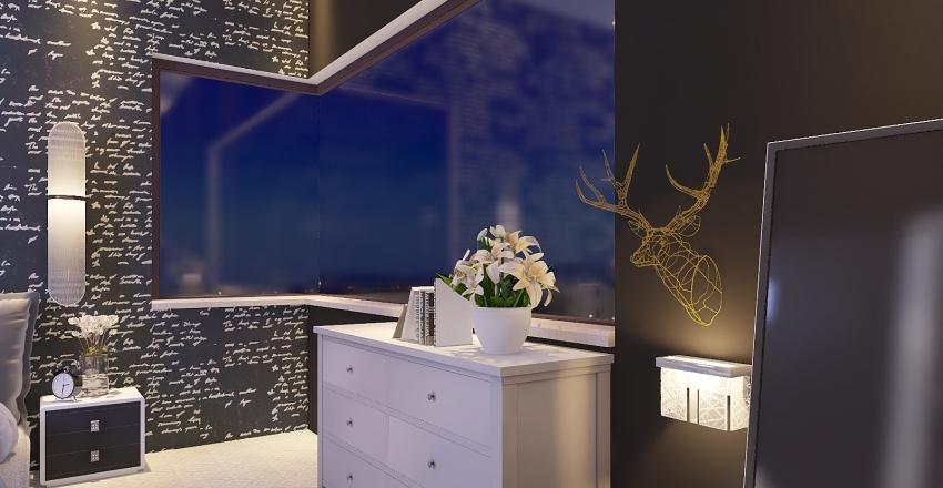 BLAC insp.AYSH Interior Design Render