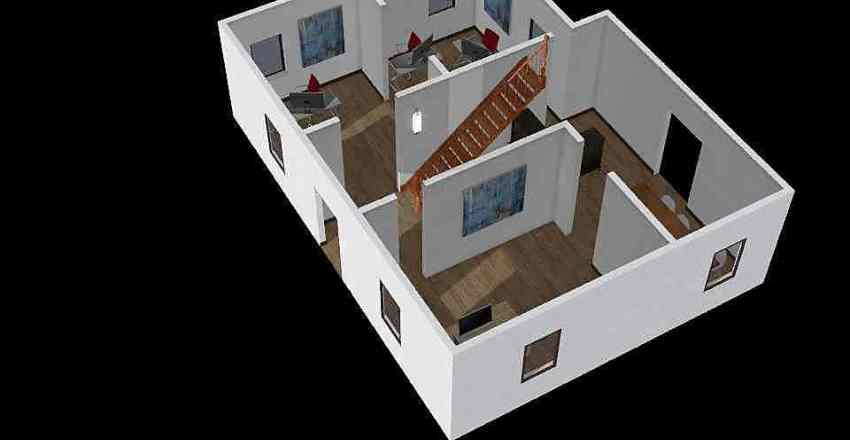 WB Interior Design Render