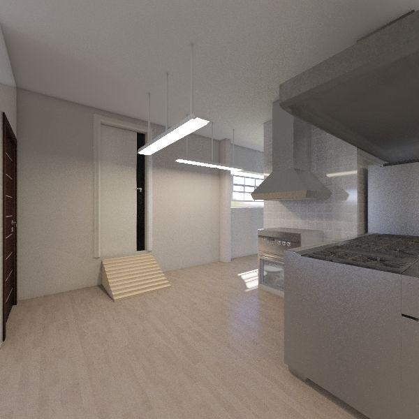 RESTAURANTE completo2 Interior Design Render
