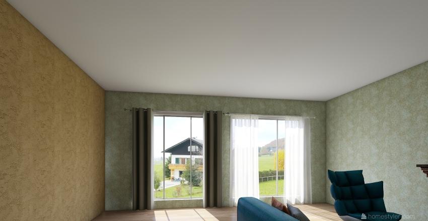 проектная работа Interior Design Render