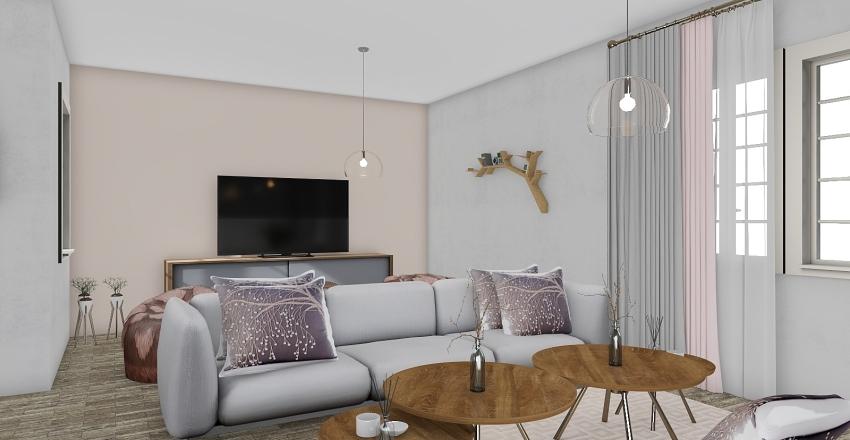 Nordico  Interior Design Render