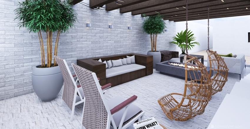 Araguaia v2 Interior Design Render
