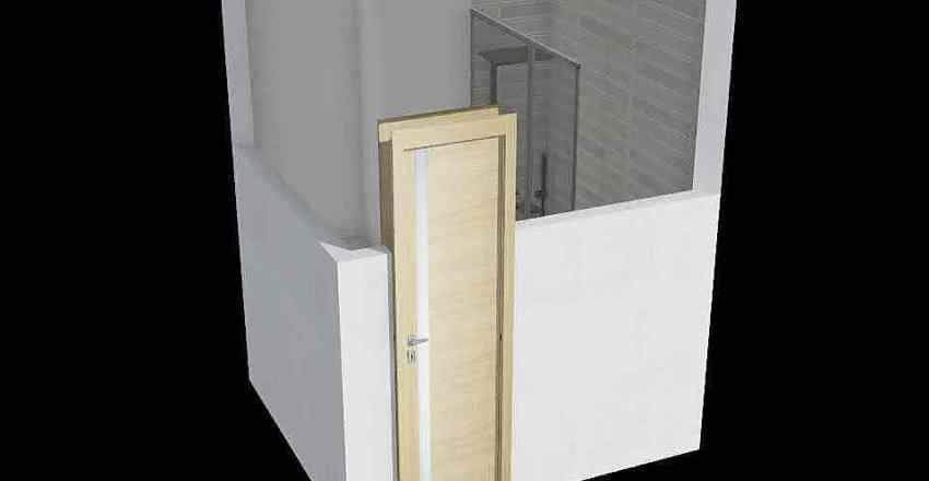 dragonBathroomShared3 Interior Design Render