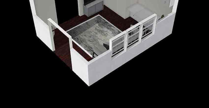 Nook Interior Design Render