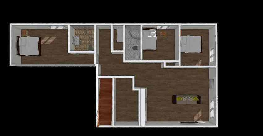 49 henry Interior Design Render