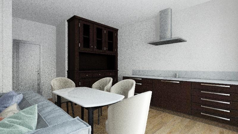 QW1 Interior Design Render