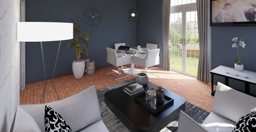 STUDIO Interior Design Render