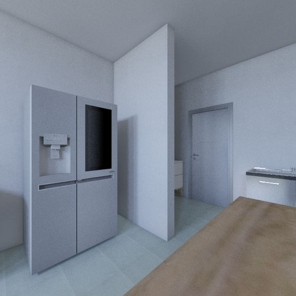 Planta UAN Interior Design Render