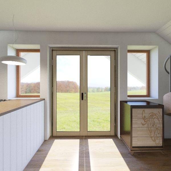 lent Interior Design Render