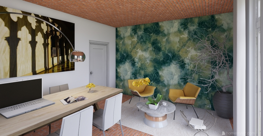STUDIO OPEN SPACE Interior Design Render