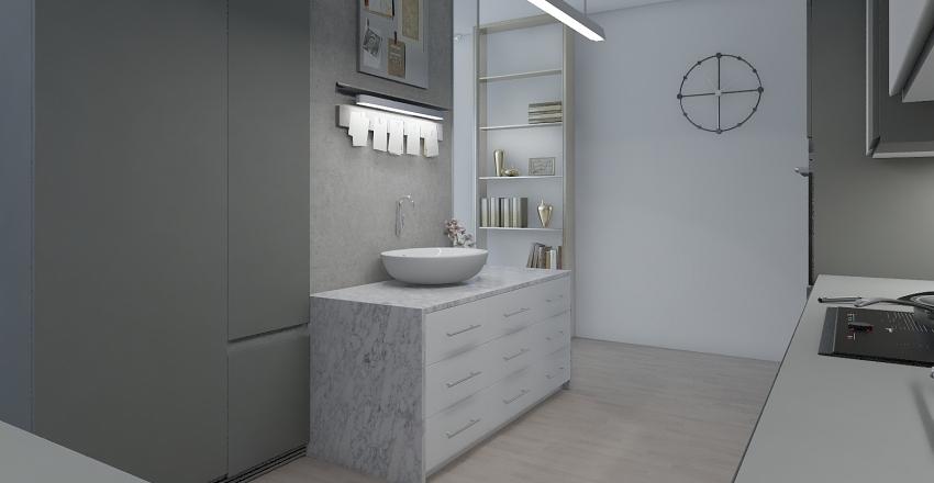 KLÁRKA Interior Design Render