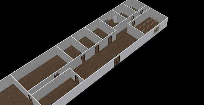 CFC Astros - Ten Pícoli Interior Design Render