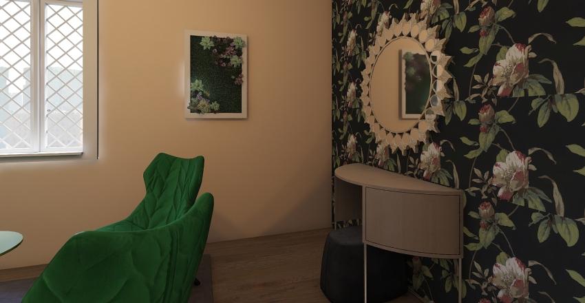 relaxation  Interior Design Render