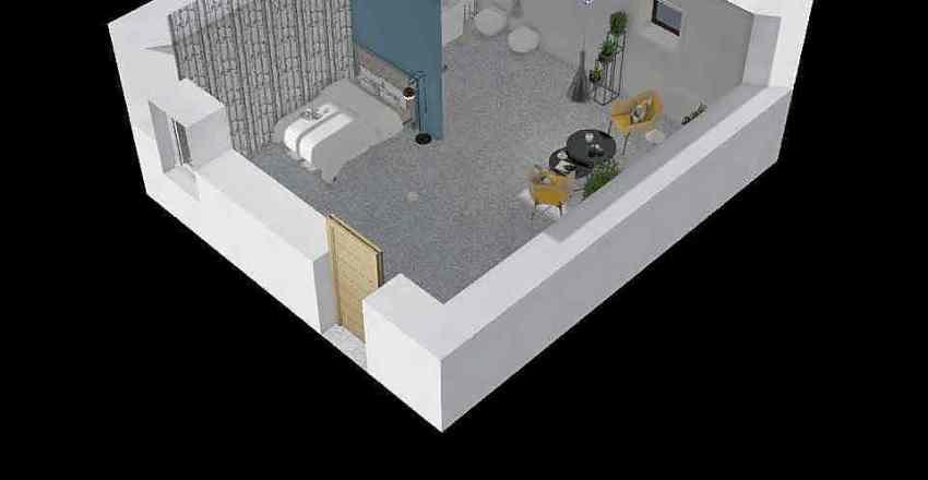 VALERIANO CICORIA Interior Design Render