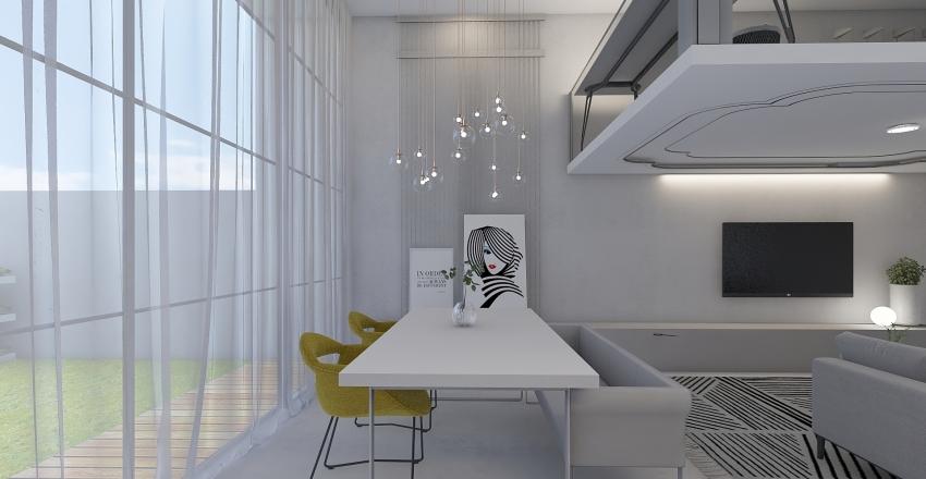 CASA SIMPLES Interior Design Render