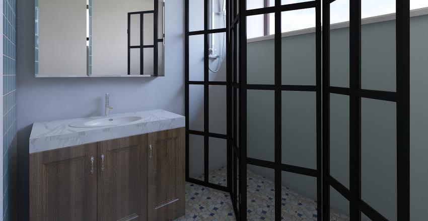 croazia Interior Design Render