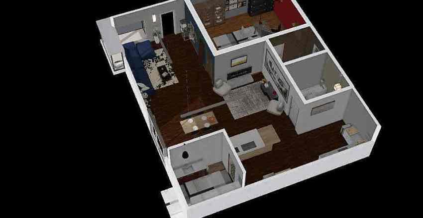3rd Interior Design Render