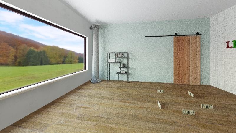 lr home Interior Design Render