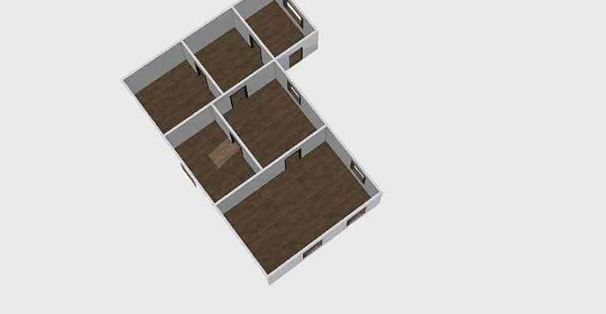 Дома_0310 Interior Design Render