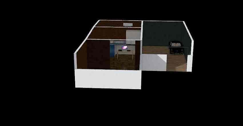 NO BOTS Interior Design Render