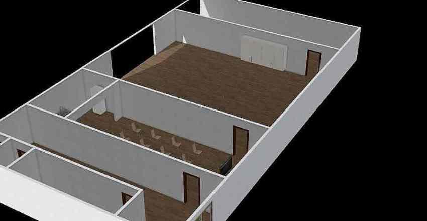 Oficina Elt CIART - Ten Pícoli Interior Design Render