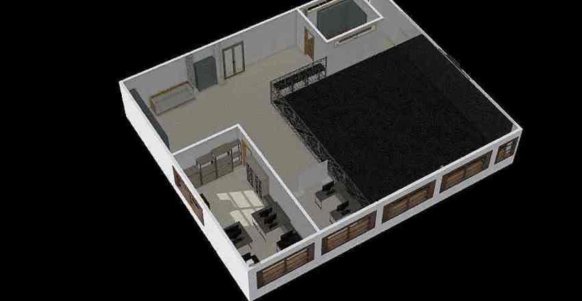 302 Interior Design Render