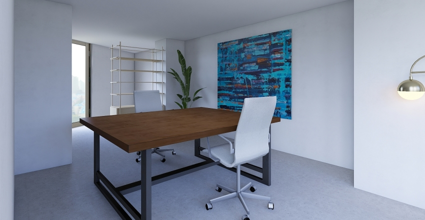 CH Studio Interior Design Render