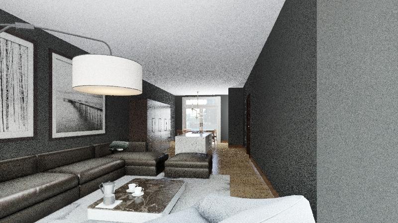 tophuis Interior Design Render