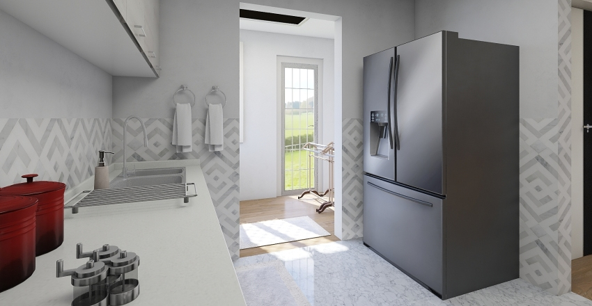 Our Future Home Interior Design Render