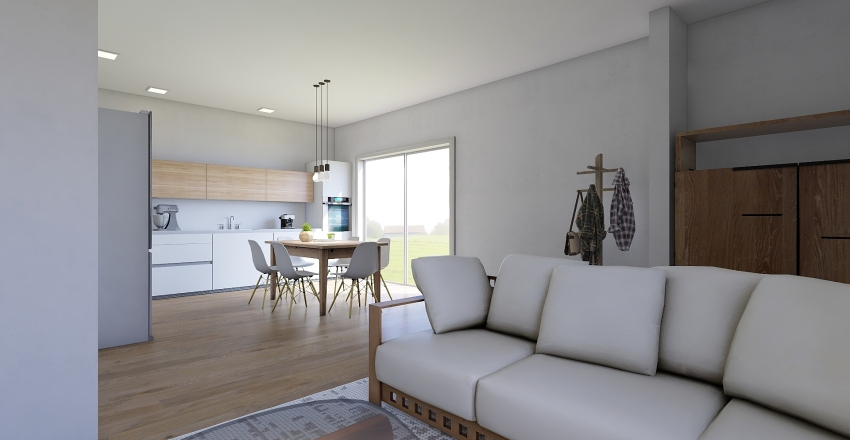120 Interior Design Render