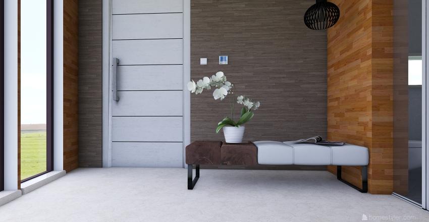Pod Interior Design Render