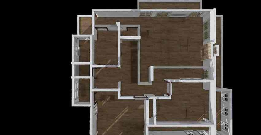 Balmoral Piso 2 Interior Design Render